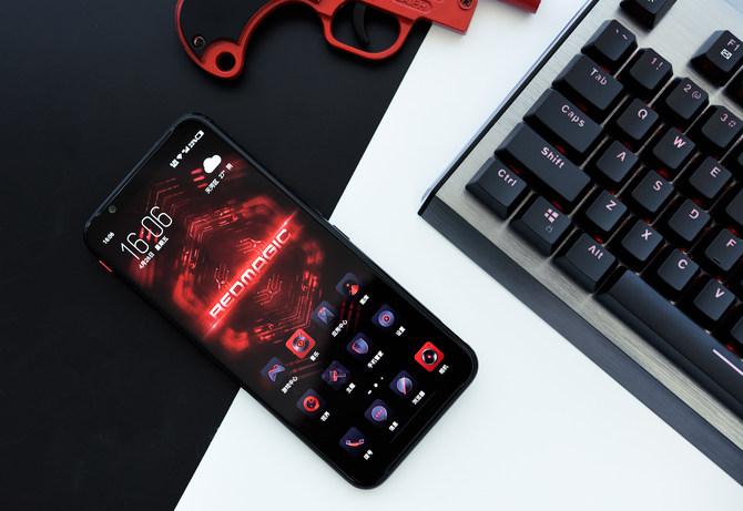 游戏玩家的终极解决方案 努比亚红魔3首销开启